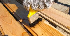 Комплексные огнезащитные составы для деревянных полов