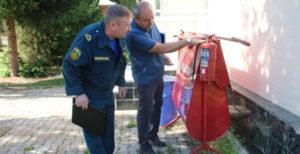 Задачи пожарной профилактики