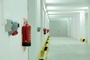 Правила и нормы пожарной защищенности зданий - СНиП