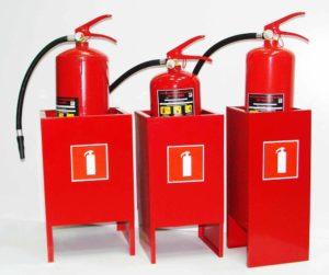 Количество и размещение огнетушителей: как избежать штрафов за огнетушитель от МЧС