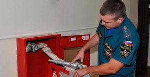В 17 учреждениях Кемеровской области не были соблюдены требования пожарной безопасности