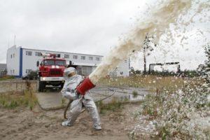 Частная пожарная охрана