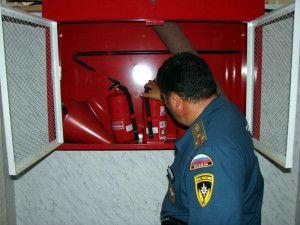 Пожарная безопасность в школах и детских садах